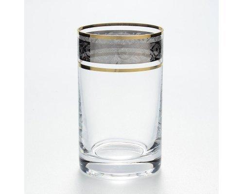 Набор стаканов 150 мл Панто Платина V-D (6 шт)