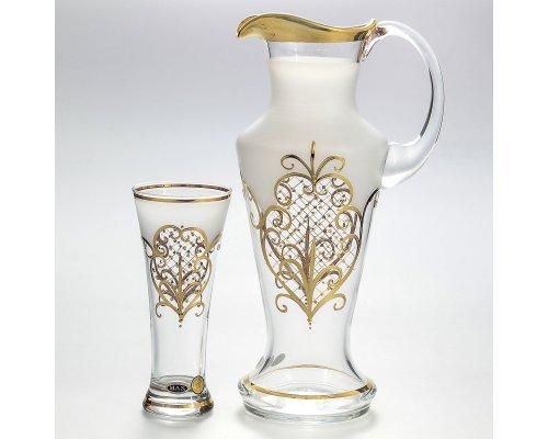 Набор для воды Bohemia 7 предметов графин и стаканы