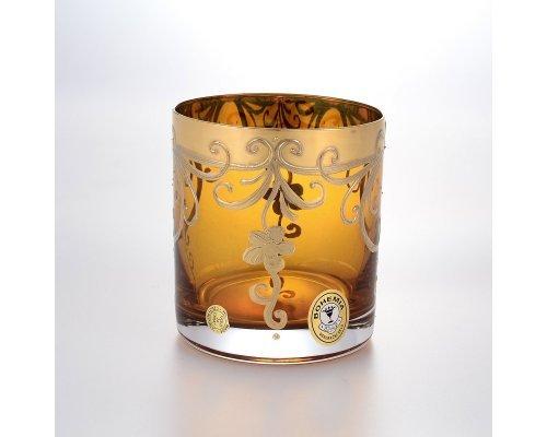 Набор стаканов для виски E-S Bohemia (Богемия) (6 шт)