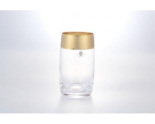 Набор стаканов 380 мл Матовая полоса AS Crystal (6 шт)