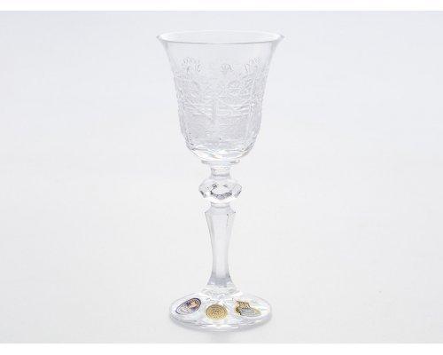 Набор рюмок для водки 60 мл Crystal Heart (6 шт)