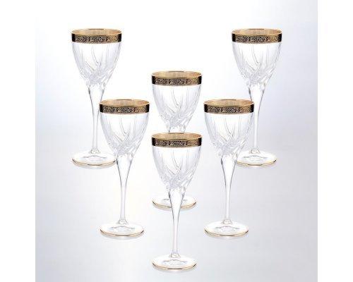 Набор бокалов для вина 180 мл TRIX RCR STYLE