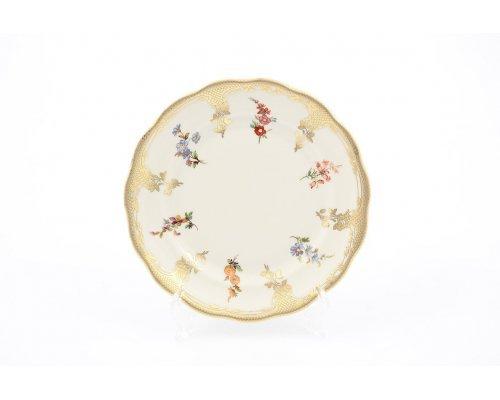 Набор тарелок 17 см (5021 AL CR)