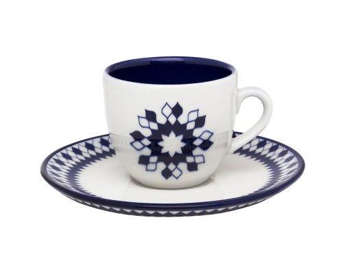 Чайная пара Oxford (чашка + блюдце) 180 мл
