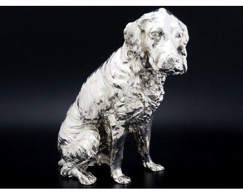 Статуэтка Собака 37 см EURO FAR