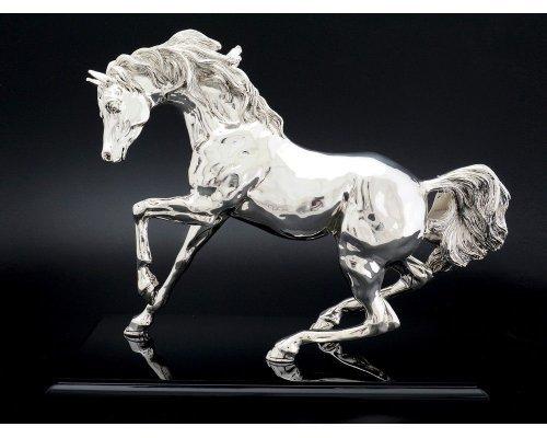 Статуэтка Конь 45 см EURO FAR