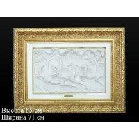 Картина с лошадьми Cattin