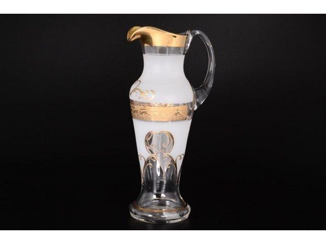 Графин для воды иксовка Версаче R-G фон Богемия Кристал (Bohemia Crystal)