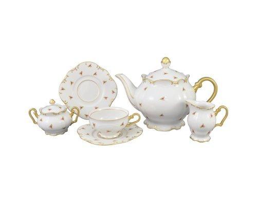 Сервиз чайный Rudolf Kampf 2524 на 6 персон 15 предметов