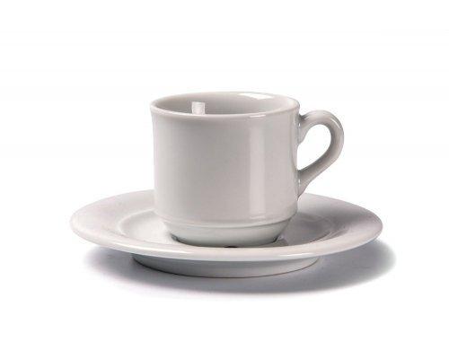 Tunisie Porcelaine Artemis Кофейная пара V - 90мг, Д 6,2 х Н6 см