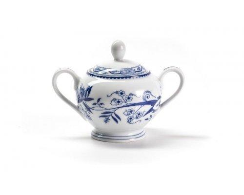 Сахарница Tunisie Porcelaine Синий Лук 1313