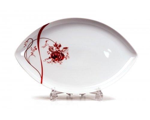 Tunisie Porcelaine Kyoto Noblesse Roug 0753 Блюдо овальное 40 см
