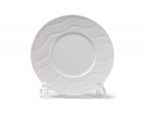Tunisie Porcelaine Vagues Тарелка рифленая обеденная 31 см