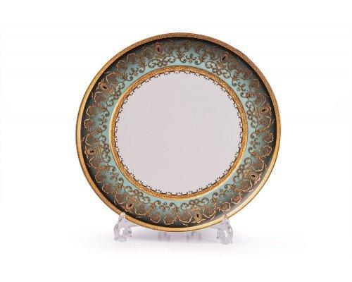 Tunisie Porcelaine Mimosa Prague Degrade 1643 набор тарелок 22см. на 6 персон