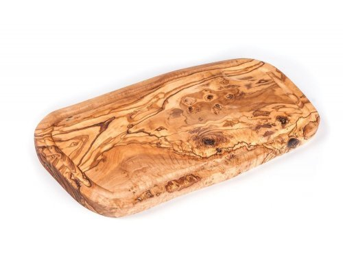 Доска 40см желобком из оливкового дерева Tunisie Porcelaine