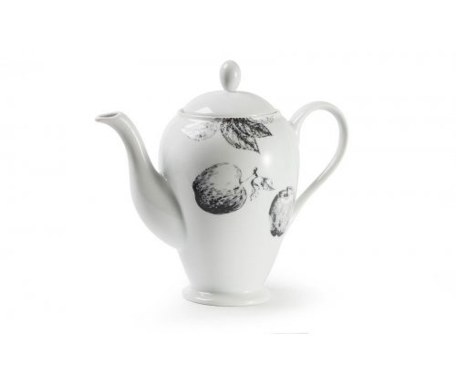 Кофейник Black apple 2241 Tunisie Porcelaine 1.4 л