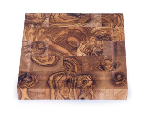 Доска торцевая из оливкового дерева OLIVIER 20 см