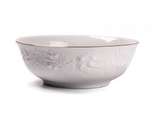 Tunisie Porcelaine Vendange Filet Or Салатник/пиала 13 см