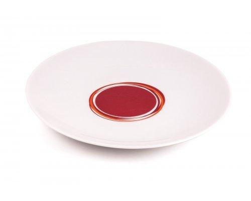 Tunisie Porcelaine Monalisa Spirales 540 тарелка Д21см