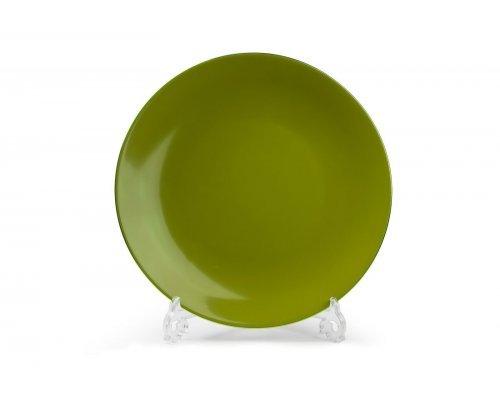 Tunisie Porcelaine Monalisa Rainbow Or 3128 набор тарелок 27 см. на 6 персон