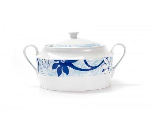 Супница, V 3200мл, 18х13см Tunisie Porcelaine Mimosa Bleu Sky 2230