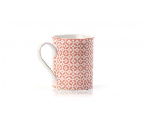 Кружка 300 мл Tunisie Porcelaine Розовый Витон