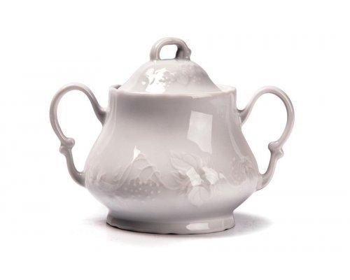 Tunisie Porcelaine Vendange Сахарница, V 300мл, 7х11см