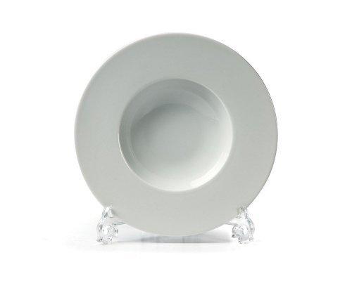 Tunisie Porcelaine Zen Тарелка глубокая широкий борт 27см