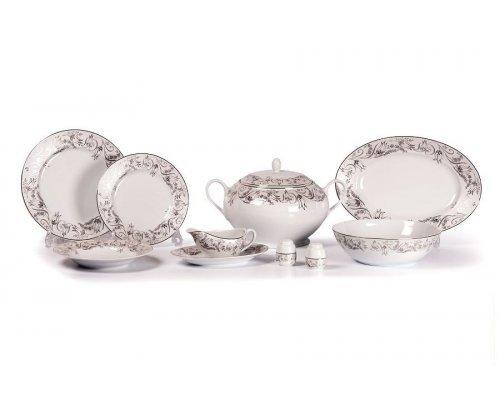 Tunisie Porcelaine Isis 1589 столовый сервиз на 6 персон 25 предметов