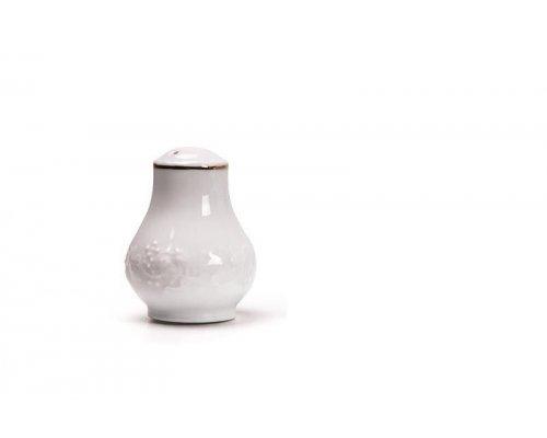 Tunisie Porcelaine Vendange Filet Or Солонка, V 50 мл