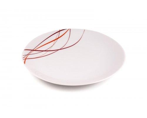 Tunisie Porcelaine Monalisa Spirales 540 тарелка Д27см