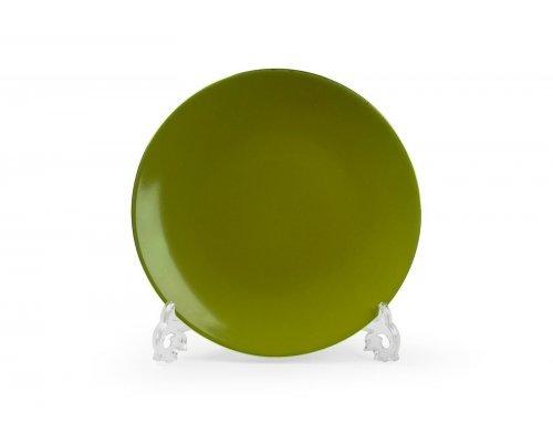 Tunisie Porcelaine Monalisa Rainbow Or 3128 набор дессертных тарелок 21см на 6 персон