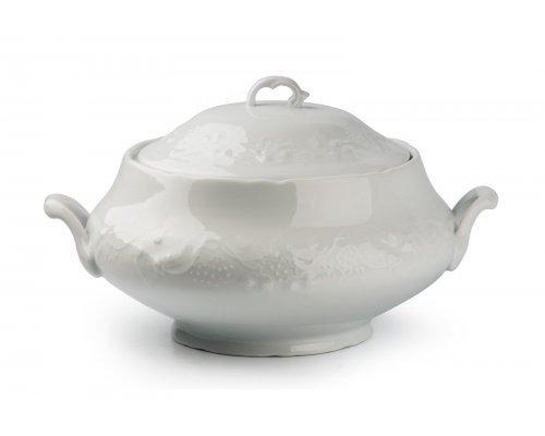 Tunisie Porcelaine Vendange Супница с крышкой, V3500мл