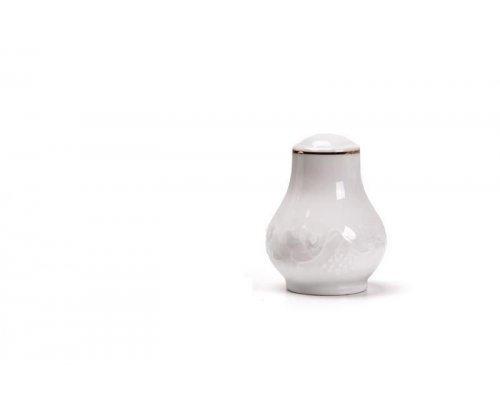 Tunisie Porcelaine Vendange Filet Or Перечница, V 50 мл