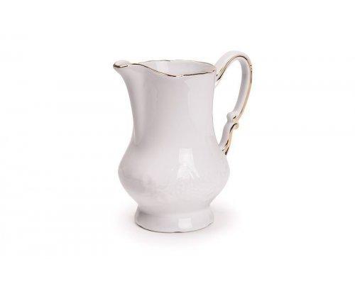 Tunisie Porcelaine Vendange Filet Or Молочник, V 220 мл