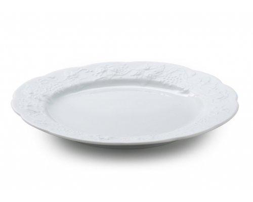 Тарелка пирожковая 16 см. BLANC Vendange MAT