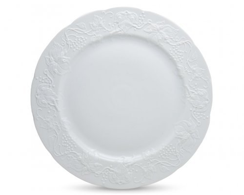 Блюдо 32 см BLANC Vendange MAT