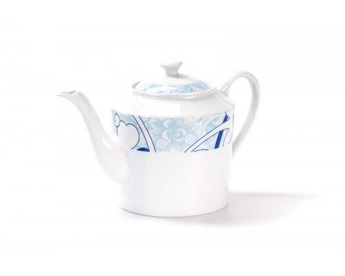 Чайник 1200мл Tunisie Porcelaine Mimosa Bleu Sky 2230