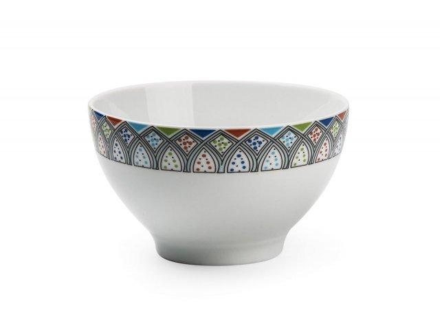 Tunisie Porcelaine Восточный декор 2094, Салатник, 13см