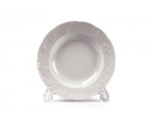 Tunisie Porcelaine Vendange Тарелка глубокая, Д 22см, 12 шт/уп