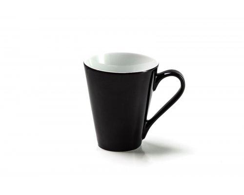 Кружка Tunisie Porcelaine Putoisage noir 3063