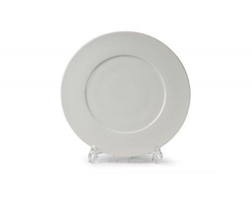 Tunisie Porcelaine Zen Тарелка широкий борт 23см