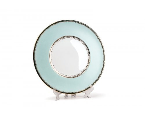 Tunisie Porcelaine Zen Belle epoque 2130 набор подстановочных тарелок 27см на 6 персон