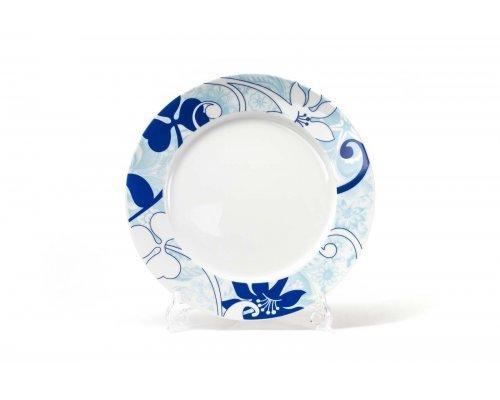 Набор тарелок 27см 6шт/уп Tunisie Porcelaine Mimosa Bleu Sky 2230