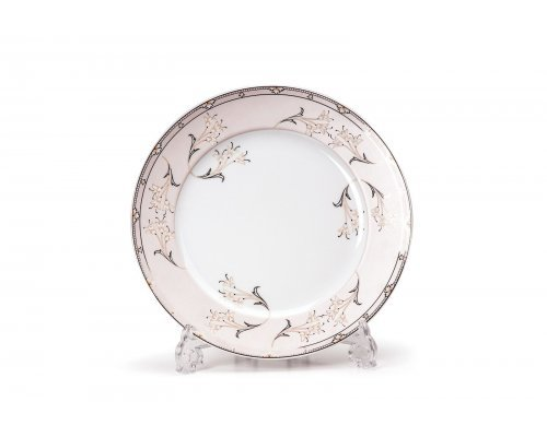 Tunisie Porcelaine Isis Mugets Du Paradie 1558 набор десертных тарелок 19см. на 6 персон