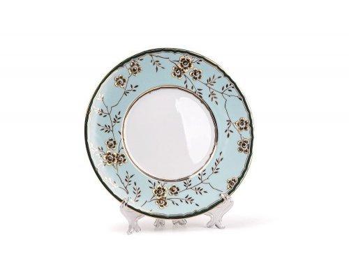 Tunisie Porcelaine Zen Belle epoque 2130 набор тарелок 23см., на 6 персон