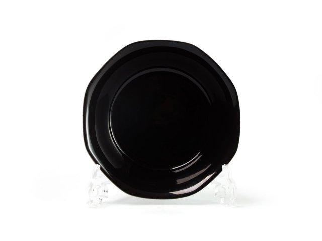 Салатник 18см Tunisie Porcelaine Putoisage noir 3063