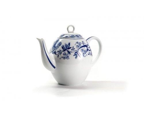 Чайник 1,7л Tunisie Porcelaine Синий Лук 1313