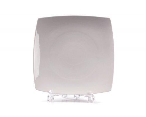 Tunisie Porcelaine Kyoto Тарелка квадратная без бортов 31 х 31 см