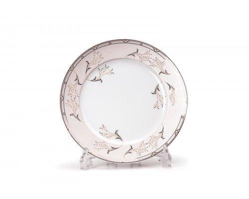 Tunisie Porcelaine Isis Mugets Du Paradie 1558 набор тарелок 25см., на 6 персон